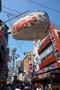 猛暑の中をとにかく歩く大阪観光☆心斎橋、道頓堀、通天閣
