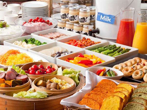 【センチュリーで朝食を♪】北海道の旬野菜中心★120品 ...